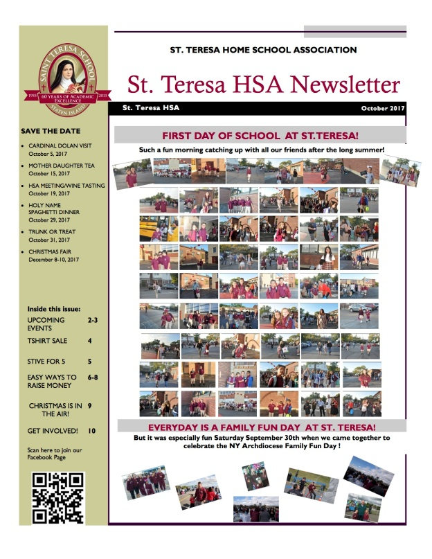 October 2017 Newsletter copy