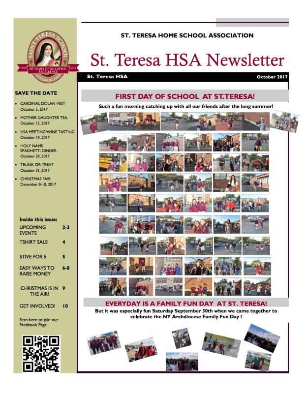 October 2017 Newsletter copy