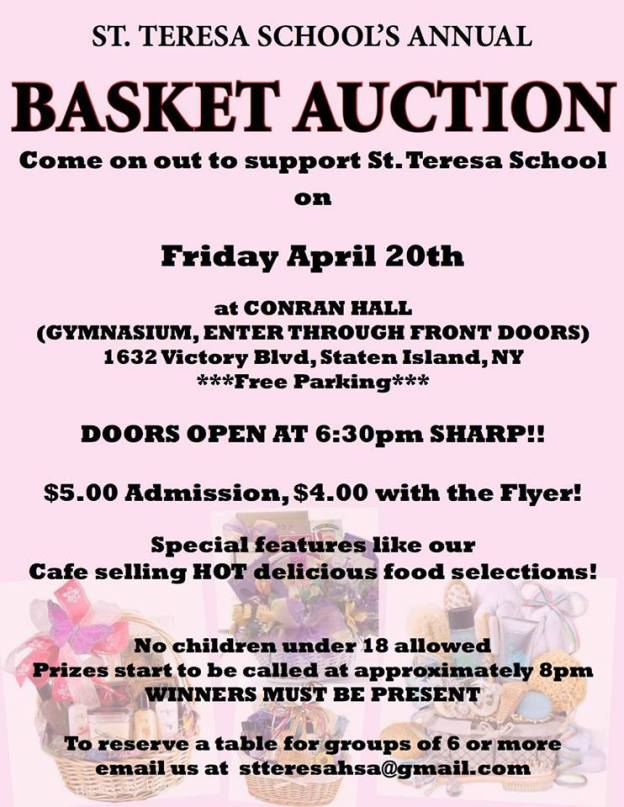 Basket Auction 2018